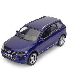 RMZ Volkswagen Touareg Die Cast Car Toy - Blue