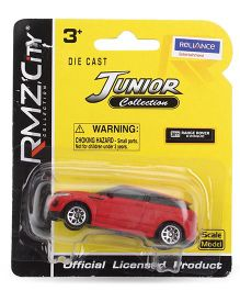 RMZ Range Rover Evoque Die Cast Car Toy - Matte Red