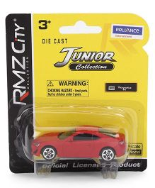 RMZ Toyota 86 Die Cast Car Toy - Matte Red