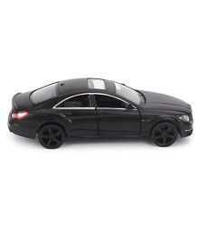 RMZ Mercedes Benz CLS 63 AMG Die Cast Car Toy - Matte Black