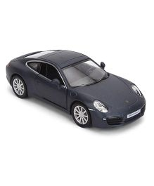 RMZ Porsche 911 Carrera S Die Cast Car Toy - Matte Dark Blue
