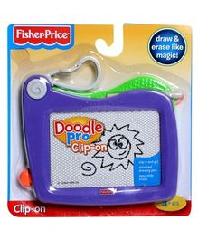 Fisher Price Clip On Doodle Pro - Assorted Colours
