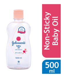 Johnson's baby Oil - 500 ml