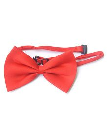Wow Kiddos Bow Tie - Red