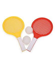 Mansaji Racket Set (Color May Vary)
