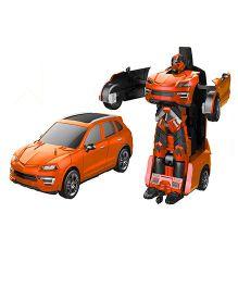 Little Tikes Remote Control Car Transformer Orange - 21 cm