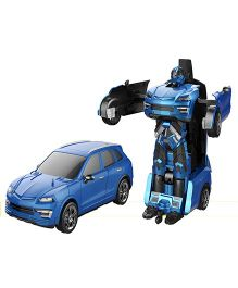 Little Tikes Remote Control Car Transformer Blue - 21 cm