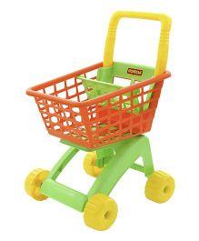 Kreative Box Super Shopping Cart - Green Orange