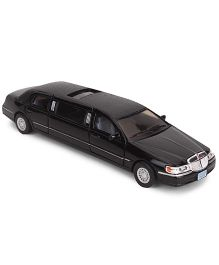 Kinsmart Lincon Stretch Limousine Model - Black