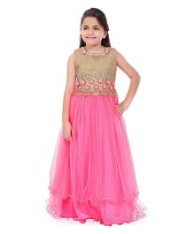 Betty By Tiny Kingdom Evening Gown - Pink