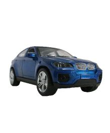 Adraxx Die Cast Model BMW Car - Blue