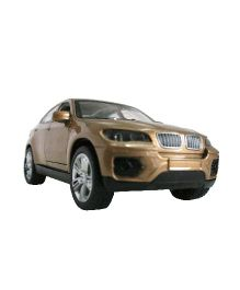 Adraxx Die Cast Model BMW Car - Beige