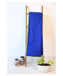 Kids Clan Bright Day Quilt - Royal Blue