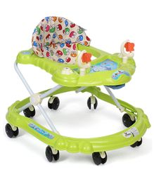 Sunbaby Butterfly Baby Walker - Green