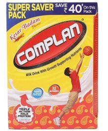 Complan Kesar Badam Refill Pack - 500 gm