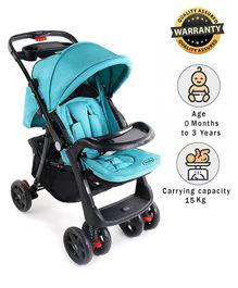 Babyhug Wander Buddy Stroller - Green