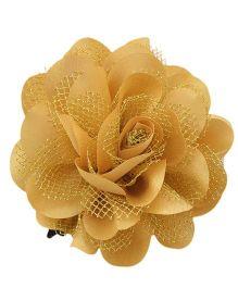 Miss Diva Single Flower Tic Tac - Golden