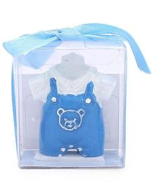 ShopAParty Boys Romper Candle - Blue