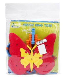 Safsof Jigsaw Ring Toss  - Multicolour