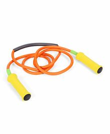 SafSof Jumping Rope - Orange Yellow
