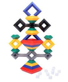Wedgits Construction Toy Set - 35 Pieces
