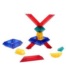 Wedgits Wedgnetix Magnetic Set - 32 Pieces