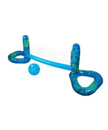 Poolmaster Volleyball Game - Green & Blue