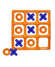 Poolmaster Tic Tac Toe - Orange & Blue