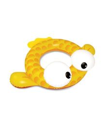 Poolmaster Finley Fish Tube - Yellow