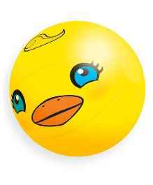 Poolmaster Monster Play Ball Yellow - 61 cm