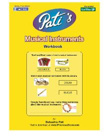 Pati's Musical Instuments Downloadable Workbook - English
