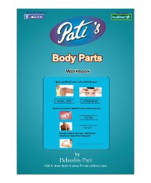 Pati's Body Parts Downloadable Workbook - English
