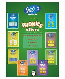 Pati's Phonemic Awareness Bundle Offer Downloadable Workbook - English