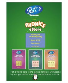 Pati's Identify The Correct Spelling Bundle Offer Downloadable Workbook - English