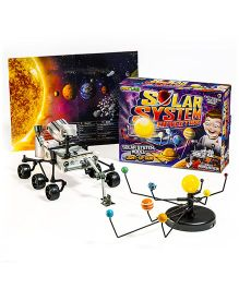 Smart Lab Solar System Adventure - Multicolor