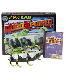 Smart Lab Roboexplorer - Multicolor