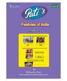 Pati's Festivals of India Downloadable Workbook - English