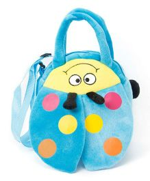 Wow Kiddos Caterpillar Side Sling Bag - Blue