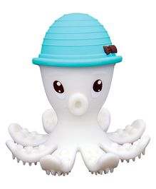 Mombella Octopus Teether Toy - Blue