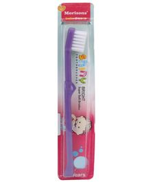 Morisons Baby Dreams Shiny Bright Tooth Brush (Color May Vary)