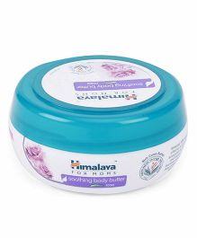Himalaya For Moms Soothing Body Butter Rose - 50 ml