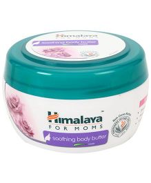 Himalaya For Moms Soothing Body Butter Rose - 100 ml
