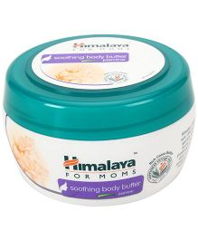 Himalaya For Moms Soothing Body Butter Jasmine - 100 ml
