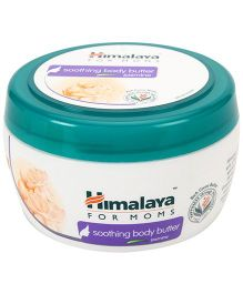 Himalaya For Moms Soothing Body Butter Jasmine - 200 ml