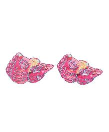 Barbie Paper Eye Masks Pink - Pack Of 10