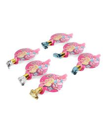 Barbie Blow Out Horns - Pack Of 6 (Color May Vary)