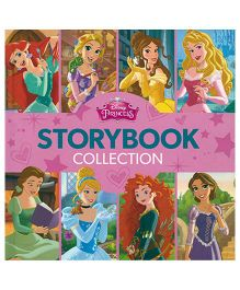 Disney Princess Storybook Collection - 160 Pages