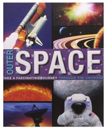 Outer Space Take A Fascinating Journey Through the Universe - English