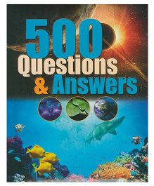 500 Questions & Answers - English