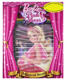 Barbie In The Pink Shoes Magical Story - English
